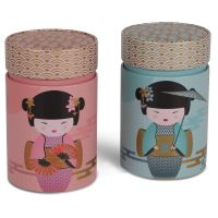Teedosen New Little Geisha 150g (2er Set)