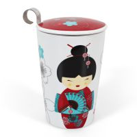 TEAEVE® Little Geisha Red