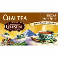 Celestial Seasonings Decaf India Spice Chai