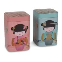 Teedosen New Little Geisha 100g (2er Set)