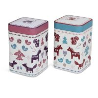 Teedosen Winter Greetings 100g (2er Set)