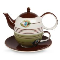 Tea-for-One Set Pfau