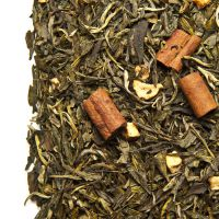 White Tea Secrets (Apfel-Zimt-Note)