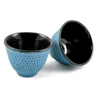 Teacup Arare himmelblau 2er-Set