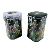Teedosen Rainforest 250g (2er Set)