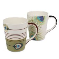 Becher Pfau 2er-Set